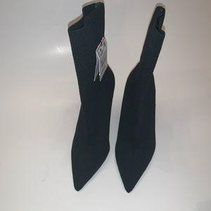 Zara Shoes - Zara sexy socks style heels.